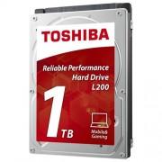 HDD 1TB TOSHIBA HDWJ110UZSVA, L200 series, 2.5″, 5400rpm, 8MB, SATA 3,