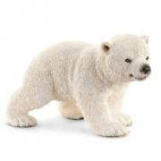 SCHLEICH dečija igračka polarni medved mladunče, šeta 14708