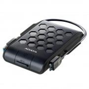 """HDD extern ADATA, 1TB, HD720, 2.5"""", USB3.0, rezistent la apa si socuri, negru"""