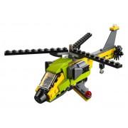 AVENTURA CU ELICOPTERUL - LEGO (31092)