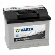 Varta Black - 12v 56ah - autó akkumulátor - bal+ (5564000483122)