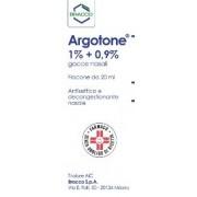 Dompè Farmaceutici Argotone Gtt Rino 20ml