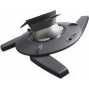 Suport Videoproiector de tavan EPC6545 reglabil argintiu