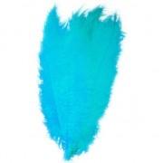 Merkloos Turquoise spadonis sierveer 50 cm