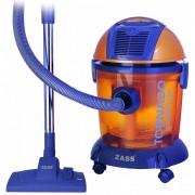 Aspirator cu filtrare prin apa Zass ZVC 05 1800W 5 litri Portocaliu