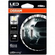 Osram LEDriving Premium 3850WW T4W BA9s 4000K 2db/bliszter