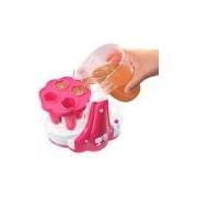 Fábrica De Sucos E Picolé Da Barbie - Líder Brinquedos