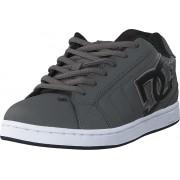 DC Shoes Net Grey/black/grey, Skor, Sneakers & Sportskor, Sneakers, Grå, Herr, 43