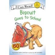 Biscuit Goes to School, Paperback/Alyssa Satin Capucilli
