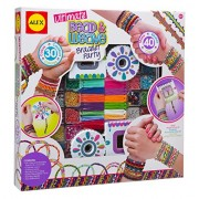 ALEX Toys Do-it-Yourself Wear Ultimate Bead and Weave Bracelet Party Kit