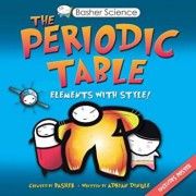 The Periodic Table: Elements with Style, Paperback/Adrian Dingle