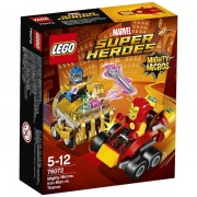 LEGO Marvel Super Heroes Mighty Micros: Iron Man vs. Thanos - 76072