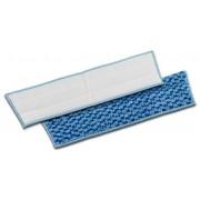 Recambio mopa Microsafe TTS azul 40x12 cm con velcro (suelo antideslizante)
