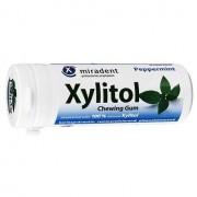 Xylitol rágógumi drazsé borsmenta
