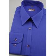 Pánská košile SLIM královská modrá Avantgard 117-1143-43/44/182