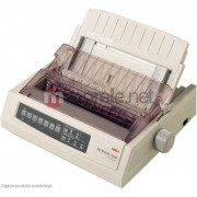 Imprimanta matriciala Oki Microline 3321, Alb