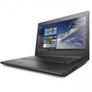 Лаптоп Lenovo V310-15ISK Intel Core i3-6006U (2.00 GHz, 3MB), 4GB 2133MHz DDR4, 1TB 5400rpm, DVD RW, 15.6 инча, 80SY03QMBM