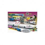 Trenulet electric calatori si marfa RENFE Tren