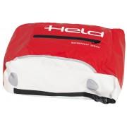 Held Vanero Tanque bolsa / bolsa de cola Blanco Rojo un tamaño