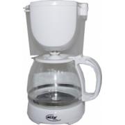Cafetiera KM-1000.2 Elta 750 W Capacitate 1.25 L 10 cesti Functie mentinere la cald Functie antipicurare Alb