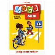 Lobbes Mini Loco - Veilig in het verkeer (6-8)