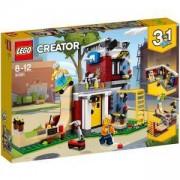 Конструктор Лего Криейтър - Модулна къща за скейтборд - LEGO Creator, 31081