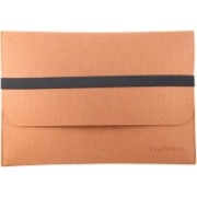FemNmas 11 inch Sleeve/Slip Case(Red, Brown, Orange)
