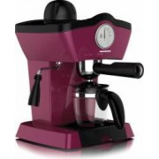 Espressor manual Heinner Charm HEM-200BG 800W 250ml 5 bar Visiniu