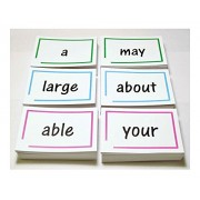 Newest! ALL DOLCH SIGHT WORD SETS 600 Dolch and Fry Sight Words Reading Flash Cards Lot