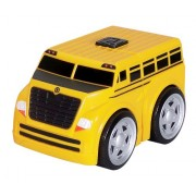 Kid Galaxy Twist n Go Racers School Bus