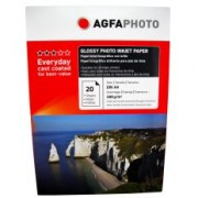 Hartie FOTO AGFA A4 Glossy 240g 20 coli