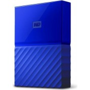 HDD eksterni Western Digital My Passport Blue 4TB, WDBYFT0040BBL