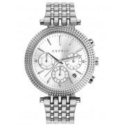Ceas de dama Esprit ES108742001 Cronograf 38mm 3ATM