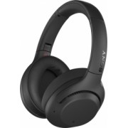 Casti SONY WH-XB900NB Bluetooth NFC Over-Ear Microfon Noise Cancelling Extra BASS Negru