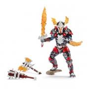 Figurina schleich xyrok luptator cu sabie eldrador 70122
