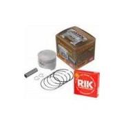 Kit pistão com anel RIK Bros 150 2003-2005 OHC 1,50 - Premium