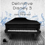 Definitive Disney 3 - Yamaha Disklavier Compatible Player Piano CD