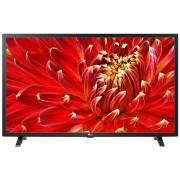 Televizor LED LG 32LM6300PLA, 80 cm, Smart TV, Full HD, Smart ThinQ, Procesor Quad Core, Bluetooth 5.0, Wi-Fi, Sunet stereo, Clasa energetica A, Negru