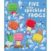 Five Little Speckled Frogs, Hardcover/Make Believe Ideas Ltd