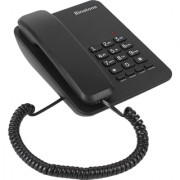 BINATONE SPRIT 111 CORDED PHONE FOR OFFICE AND HOME USE WITH WARRENTY