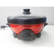 euroline EL-025 Electric Rice Cooker(2, Black & Red)