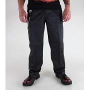 nadrág férfi Brandit - US Ranger Hose Black - 1006/2