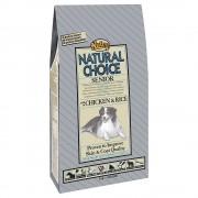 10kg Nutro Natural Choice Senior frango e arroz ração
