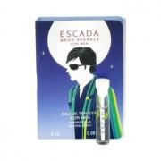 Escada Moon Sparkle Vial (Sample) 0.06 oz / 1.77 mL Men's Fragrance 464658