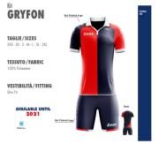 Zeus - Completo Calcio Kit Gryfon