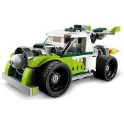 LEGO Creator 31103 Rakétás teherautó