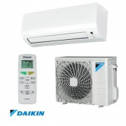 Daikin Climatizzatore/Condizionatore Daikin Monosplit Parete 12000 btu FTX35KM/RX35KM