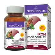 New Chapter Iron Food Complex, 60 db