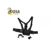 Chest Mount - popruhy s držákem kamery na hrudník - OSA