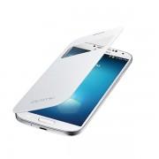 Maska sa preklopom i prozorom SAMSUNG S4, bela EF-CI950-BWE